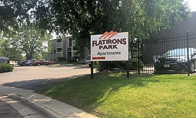 Flatirons Park Apartments, 1