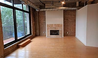 Living Room, 1516 S Wabash Ave APT 301, 0