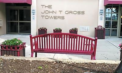 Gross Towers, 1