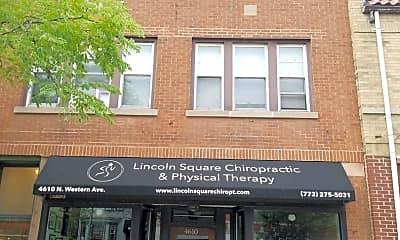 Building, 4610 N Western Ave, 0