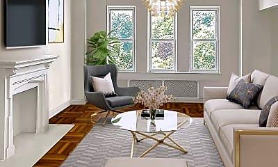Living Room, 3955 Bigelow Blvd, 1