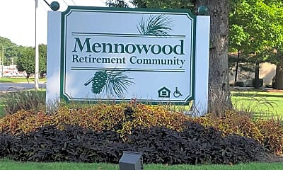 Mennowood Apartments, 1