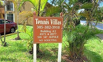 Tennis Villas Apartments, 1