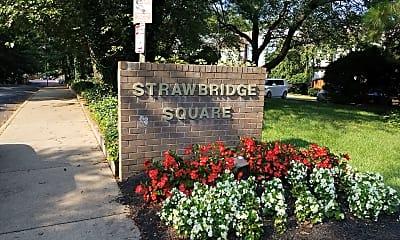 Strawbridge Square, 1