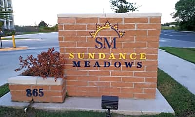 Sundance Meadows, 1
