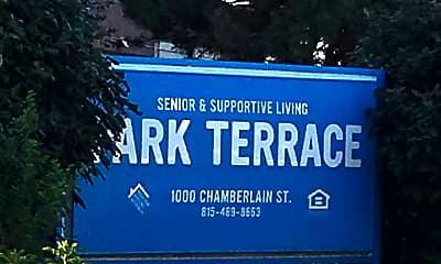Park Terrace Apartments, 1