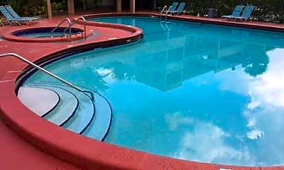Pool, Hawaiian Palms, 0