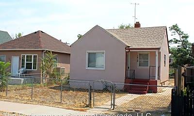 Building, 1414 E Orman Ave, 1