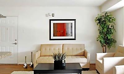Living Room, Arbor View, 1
