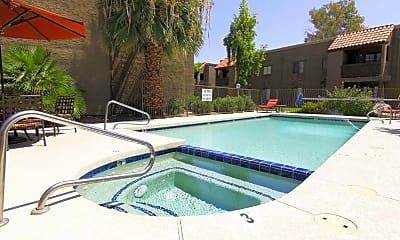 Pool, Scottsdale Place, 1