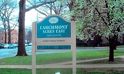 Building, 616 Larchmont Acres, 1