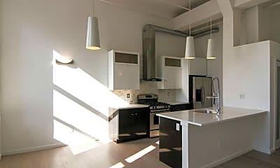 Kitchen, Thomas Lofts, 0