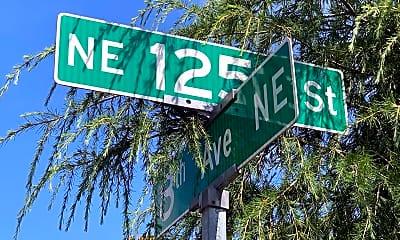 Community Signage, 801 NE 125th St., 2