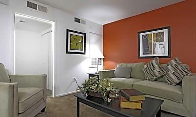 Living Room, Pecos Pointe, 1