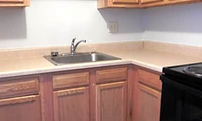 Kitchen, Colerain Woods, 1
