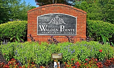 Community Signage, Walden Pointe, 2