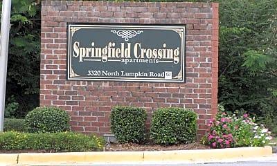 Springfield Crossing Apartments, 1