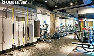 Fitness Weight Room, 4 W 89th St, 2