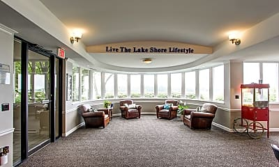 Clubhouse, The Lake Shore Apartments, 0