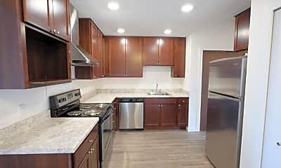 Kitchen, M Street Flats, 0