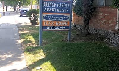 Orange Garden Apartments, 1