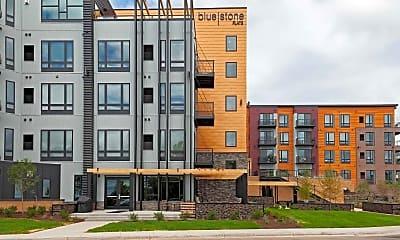 Building, BlueStone Flats, 0