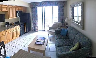 Living Room, 5308 N Ocean Blvd, 2