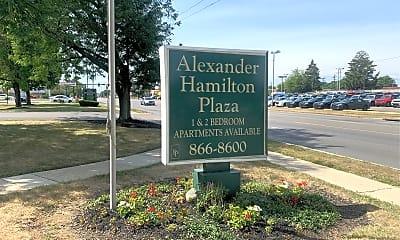 Alexander Hamilton Plaza Apartments, 1