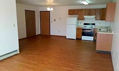 Kitchen, Winterland I Apartments, 0