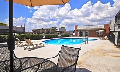 Pool, Atlanta Terrace, 0