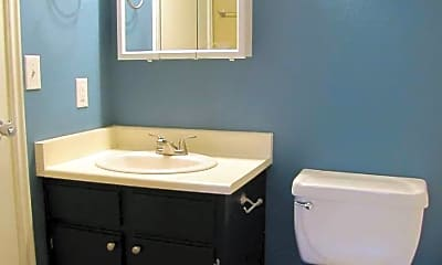Bathroom, North Pointe, 2