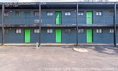 Building, 568 N Broadway, 2