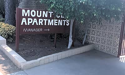 Mount Clef Apartments, 1