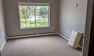 Bedroom, Comstock Commons, 2