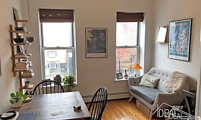 Living Room, 204 Lexington Ave, 0