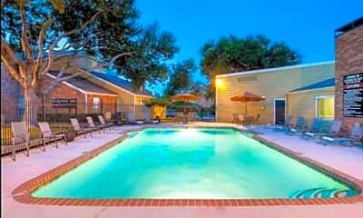 Pool, Huntington Circle Apartments, 0