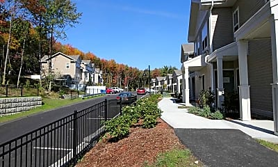 Building, Pilot Grove Apartments, 1