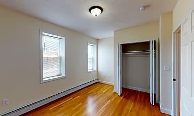 Bedroom, 1054 Cambridge Street, Unit 4R, 1