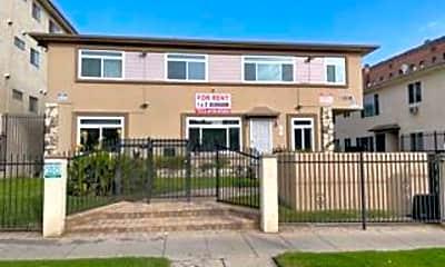 Building, 1528 N Hobart Blvd 1, 0