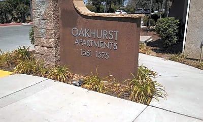 Oakhurst Family Apts, 1