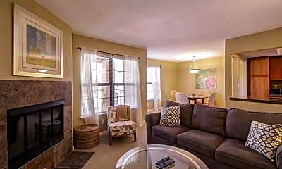 Living Room, 6651 N Campbell Ave 214, 0