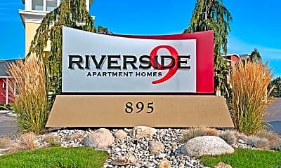 Riverside 9 Apartments, 2