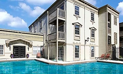 Pool, The Park Apartments, 1