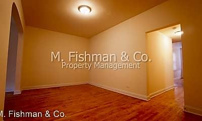 Bedroom, 2643 N Milwaukee Ave, 1