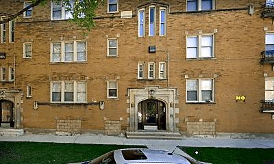 Building, 6606 S Ingleside Ave, 0
