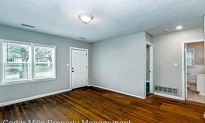 Living Room, 619 Harding St, 0