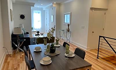 Dining Room, 29 W Wildey St 1, 1