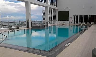 Pool, 151 SE 1st St 906, 0
