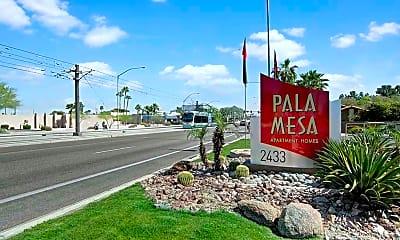 Pala Mesa, 2