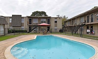 Pool, Creekwood, 1